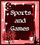SPORTS AND GAMES T-SHIRTS AND GIFTS