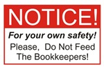 Notice / Bookkeepers