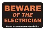 Beware / Electrician