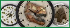 Science Wall Clocks