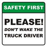 Truck Driver / Wake