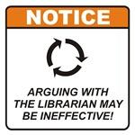 Librarian / Argue