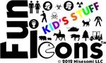 Fun Icons Kid's Stuff