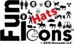 Fun Icons Hats