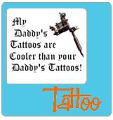 Tattoo Onesies