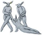 Rabbit Trio No. 1