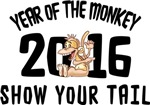 2016 Funny Year of The Monkey T-Shirts Gifts