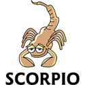 Scorpio T-Shirt - Scorpio Gifts