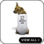 T-Shirts For Dogs and T-Shirts For Dog Owners