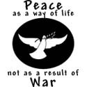 Peace as a way of life