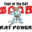 Rat Power T-Shirt & Gift Ideas