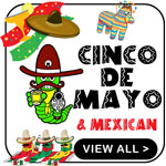 Cinco de Mayo T-Shirt Cinco de Mayo T-Shirts Gifts