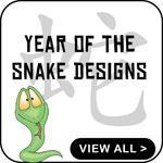 Year of Snake T-Shirts Chinese Zodiac Snake Gifts