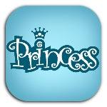 Princess - Blue