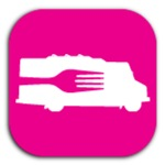 Food Truck: Side/Fork (Pink)
