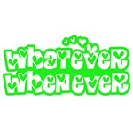 Whatever Whenever 01_Green