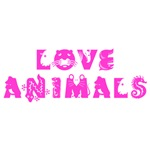 Love Animals_Pink