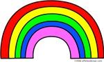 One Rainbow!