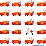 One of These Fire Trucks!