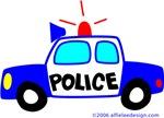 Wee Police Cruiser!