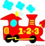 Wee Steam Train!