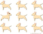 One of These Bull Terriers!