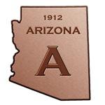 Copper Arizona 1912 Outline