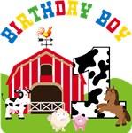 Barnyard 1st Birthday