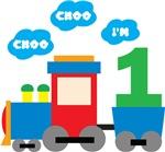 Train 1st Birthday