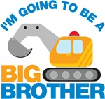 Excavator Going to be a Big Brother