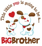 Puppy going to be a Big Brother
