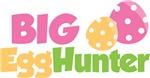 Easter Girl Big Egg Hunter