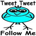 Tweet Tweet Follow Me Stick Fig Bird