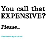 You call that expensive?