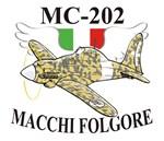 macchi mc-202 folgore