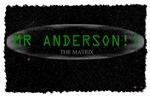 mr anderson the matrix
