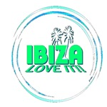 Ibiza i love it art illustration