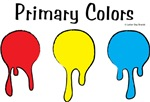 Primary Colors LDS T-shirt
