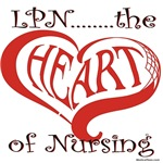 LPN the heart of nursing