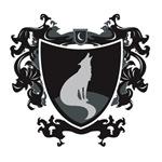 Black Wolf Shield