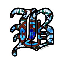 Stained Glass B2
