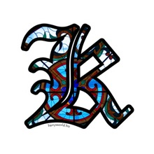 Stained Glass K2