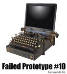 Failed Prototype #10