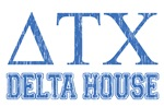 Delta House (Distressed)