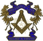 Ornate Freemason