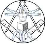 Vitruvian Square and Compasses
