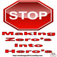 Stop Making Zero's