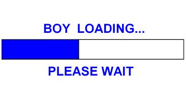 BOY LOADING...
