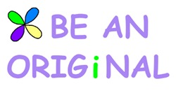 BE AN ORIGiNAL