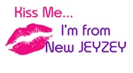 KISS ME I'M FROM NEW JERSEY